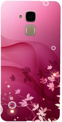Casotec Back Cover for Huawei Honor 5C(Multicolor, Plastic)