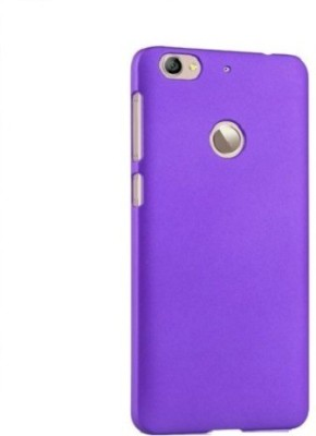 COVERNEW Back Cover for LeEco Le 1S Purple COVERNEW Plain Cases   Covers