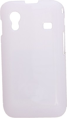 Iway Back Cover for Samsung Galaxy Ace S5830 White Iway Plain Cases   Covers
