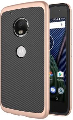 SPL Back Cover for Motorola Moto G5 Plus(Rose Gold, Silicon, Plastic)