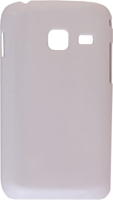 S-Gripline Back Cover for Samsung Galaxy Y Duos S6102(Black, Rubber)