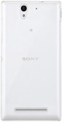 Coberta Back Cover for Sony Xperia C3 Transparent, Silicon