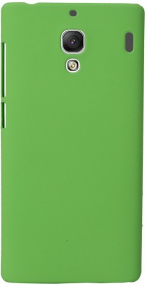 COVERNEW Back Cover for Mi Redmi 1S Green COVERNEW Plain Cases   Covers