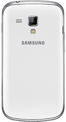 RKA Back Cover for Samsung Galaxy S Duos S7562 S7582(Transparent, Plastic)