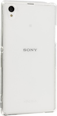 Coverage Back Cover for Sony Xperia C3 Transparent