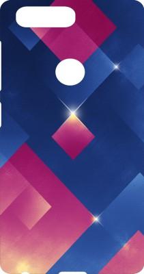 Perfect Back Cover for Honor 8(Multicolor, Rubber, Plastic)