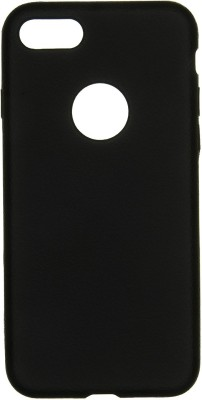 San Pareil Back Cover for Apple Iphone 7 and Iphone 8(Black)