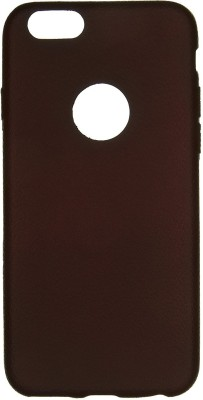 San Pareil Back Cover for Apple iPhone 6(Brown)