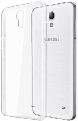 YO SWANK Back Cover for Samsung Galaxy Grand Prime Transparent, Silicon