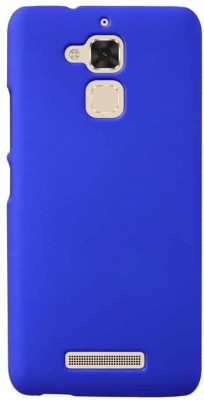 Coverage Back Cover for Asus Zenfone 3 Max(Royal Blue, Plastic)