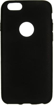 San Pareil Back Cover for Apple iPhone 6(Black)
