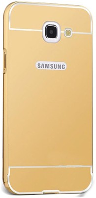 Samrat Back Cover for SAMSUNG Galaxy Note 3(Gold, Metal, Plastic)
