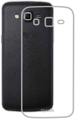 Stylabs Back Cover for Samsung Galaxy Grand 2(Transparent, Rubber)