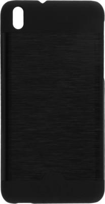 GadgetM Back Cover for HTC Desire 816G(Black, Metal, Rubber) Flipkart