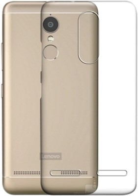 Cover Alive Back Cover for Lenovo K6 Power Transparent