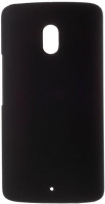 Aspir Back Cover for Motorola Moto X Play(Black Hard Back Cover, Plastic) at flipkart