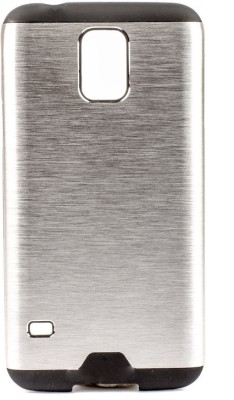 Mystry Box Back Cover for SAMSUNG Galaxy S5 Silver