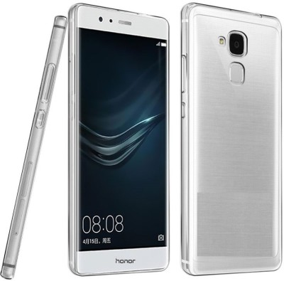 Cover Alive Back Cover for Huawei Honor 5C Transparent