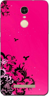 Cell First Back Cover for Mi Redmi Note 3 Multicolor