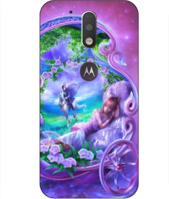 Pattern Creations Back Cover for Motorola Moto G  4th Generation  Plus Multicolor