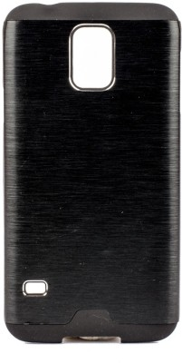 Mystry Box Back Cover for SAMSUNG Galaxy S5(Black, Metal)