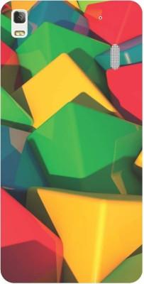 ZEDAK Back Cover for Lenovo K3 Note Multicolor