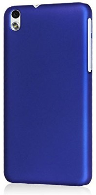 Akkase Back Cover for HTC Desire 816, HTC Desire 816G(Blue, Plastic)