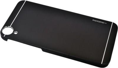 Colorkart Back Cover for HTC Desire 820 in MOTOMO INO Metal(Black, Metal)