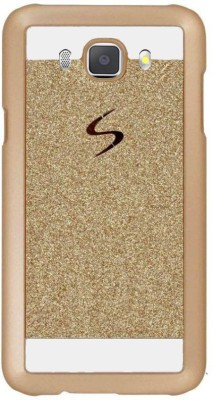 MV Back Cover for Samsung Galaxy J7   6  New 2016 Edition  Gold