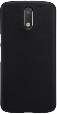 Top Grade Back Cover for Motorola Moto E3 Power(Transparent, Silicon)