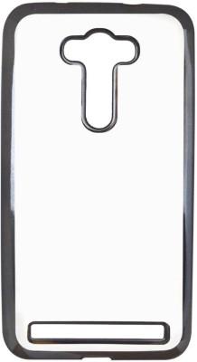 S&S Cuddle Back Cover for Asus Zenfone 2 Laser ZE600KL ZK601KL(Silver, Plastic)