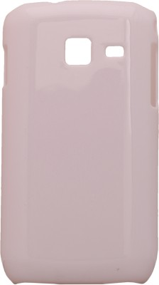 Iway Back Cover for Samsung Wave Y S5380(White)