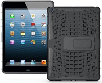Heartly Back Cover for Apple iPad Air 5 Tablet(Black)