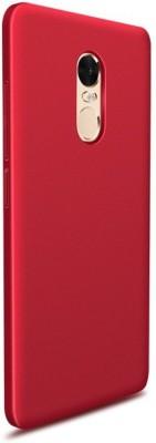 SPL Back Cover for Mi Redmi Note 4 Red