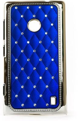 Mystry Box Back Cover for Nokia Lumia 520 Blue