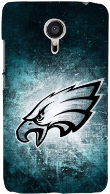 99Sublimation Back Cover for Meizu MX5(American Eagle Tee, Plastic)
