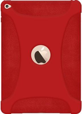 Amzer Back Cover for Apple iPad Air 2(Red, Rubber) Flipkart