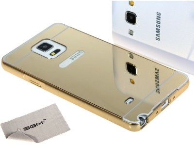 SGM Back Cover for SAMSUNG Galaxy S5(Gold, Metal)