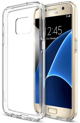 Wellpoint Back Cover for SAMSUNG Galaxy S7 Transparent