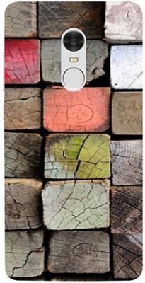 Casotec Back Cover for Mi Redmi Note 4 Multicolor Casotec Designer Cases   Covers