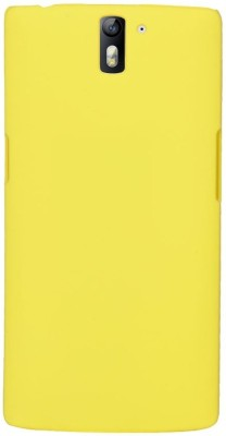 Coverage Back Cover for OnePlus 2 Yellow