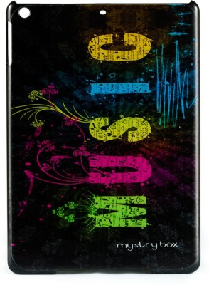 Mystry Box Back Cover for Apple iPad 5 / iPad Air 5th Gen (9.7 inch)(Music World Multicolor)