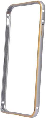YGS Bumper Case for SAMSUNG Galaxy S4(Silver, Metal)