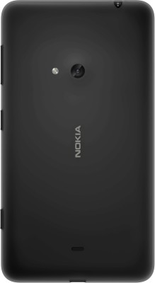 ShoppKing Nokia Lumia 625 Back Panel(Black) at flipkart