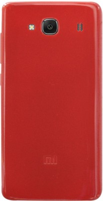 COVERNEW Back Cover for Xiaomi Redmi 2s Prime Red