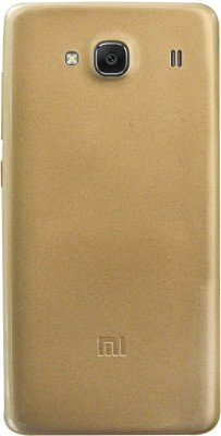 COVERNEW Back Cover for Mi Redmi 2 Prime Gold
