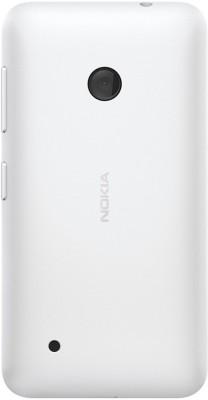 BrewingQ Nokia Lumia 530 Back Panel(White)