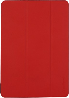 Stuffcool Book Cover for Apple iPad Air 2 9.7 inch(Red)