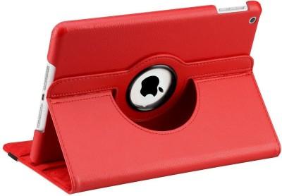 Kolorfish Book Cover for Apple iPad Air 9.7 inch, Apple iPad Air 2 9.7 inch(Red)