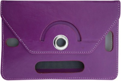 Fastway Book Cover for Samsung P1000 Galaxy Tab(Purple, Artificial Leather)